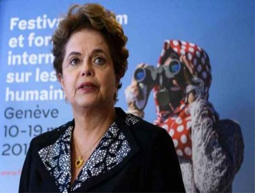 Dilma admite
