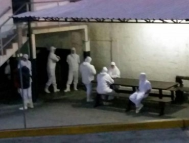 Produtos químicos eram usados para 'maquiar' carnes vencidas, diz polícia