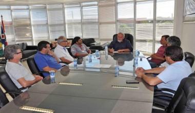 Bongiorno discute melhorias em bairros do município