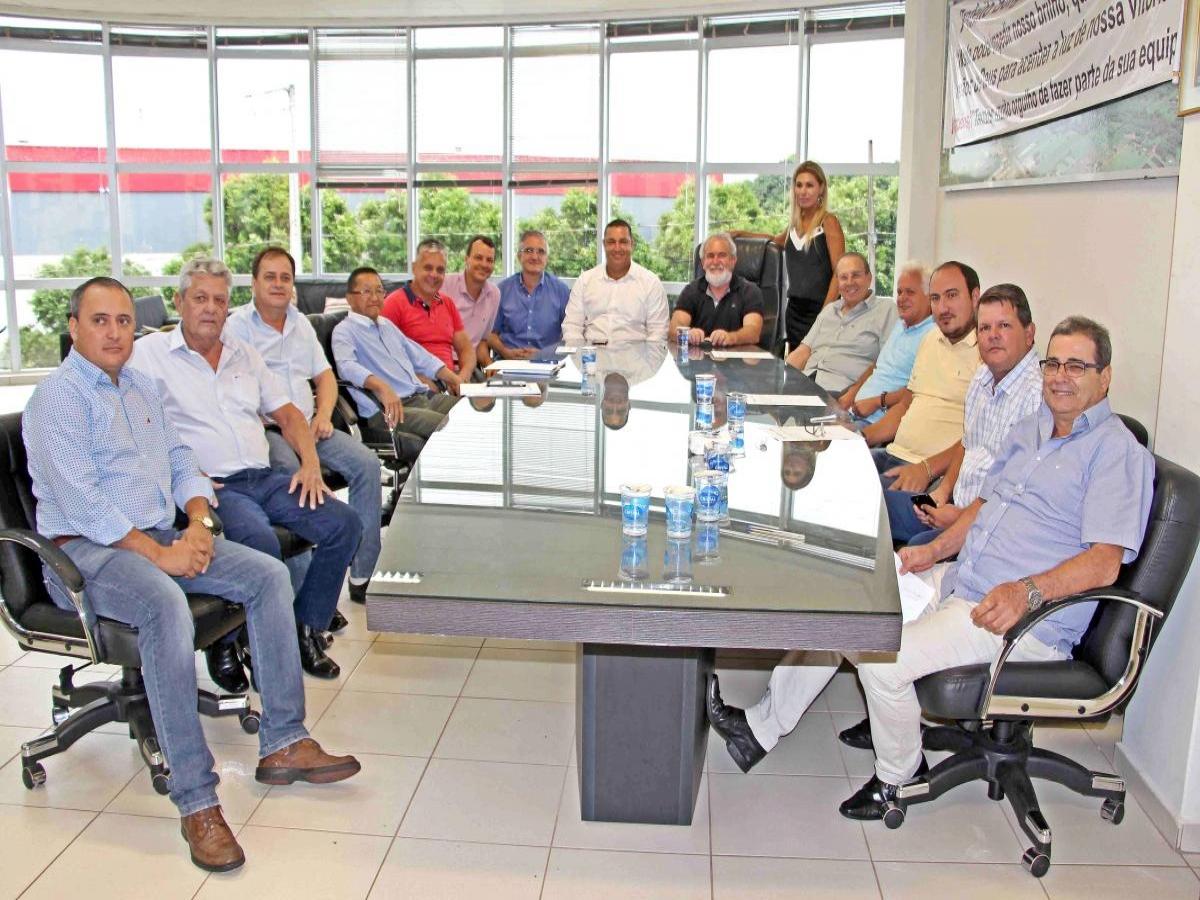 Prefeitos da Amenorte elegem nova diretoria