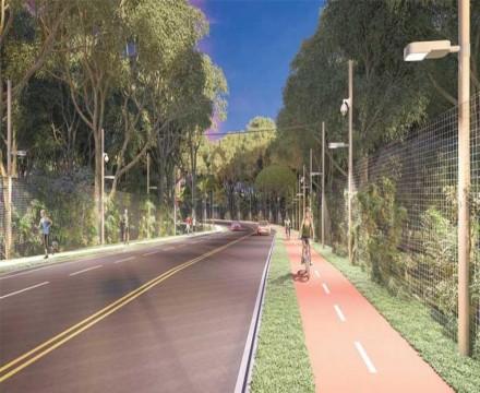 Ação civil pública pode determinar o futuro da Estrada Jambers