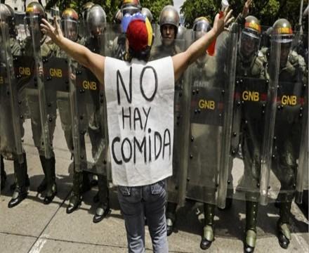Morrer vira solução para sair da crise na Venezuela e número de suicídios explode