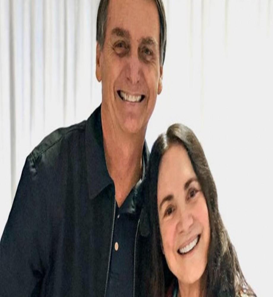 Regina Duarte é convidada pelo governo para assumir Secretaria Nacional da Cultura