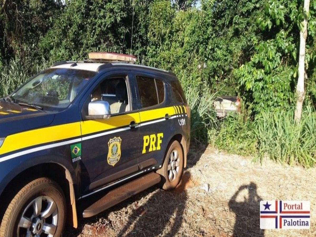 Após perseguição cinematográfica, PRF prende contrabandista (assista o vídeo)