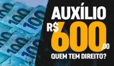 Veja como pedir o auxílio de R$ 600