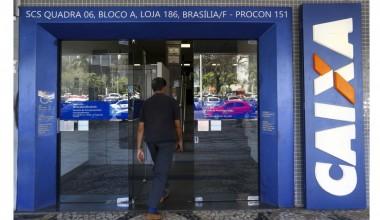 Caixa paga auxílio a 5 milhões de beneficiários cadastrados