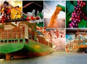 Exportações do Agro batem recorde e superam os US$ 10 bilhões em abril