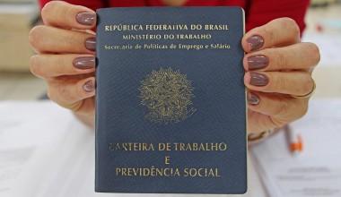 Cianorte fica com a 10ª posição do Paraná na intermediação da mão de obra