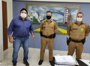 Rondon tem novo comandante do destacamento de polícia militar