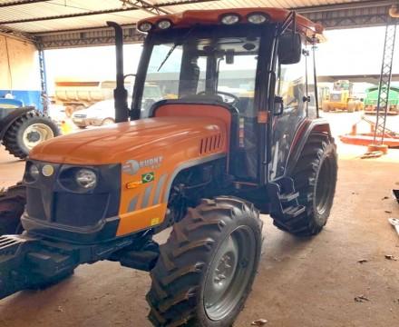 Rondon, novas máquinas e equipamentos a serviço do produtor rural