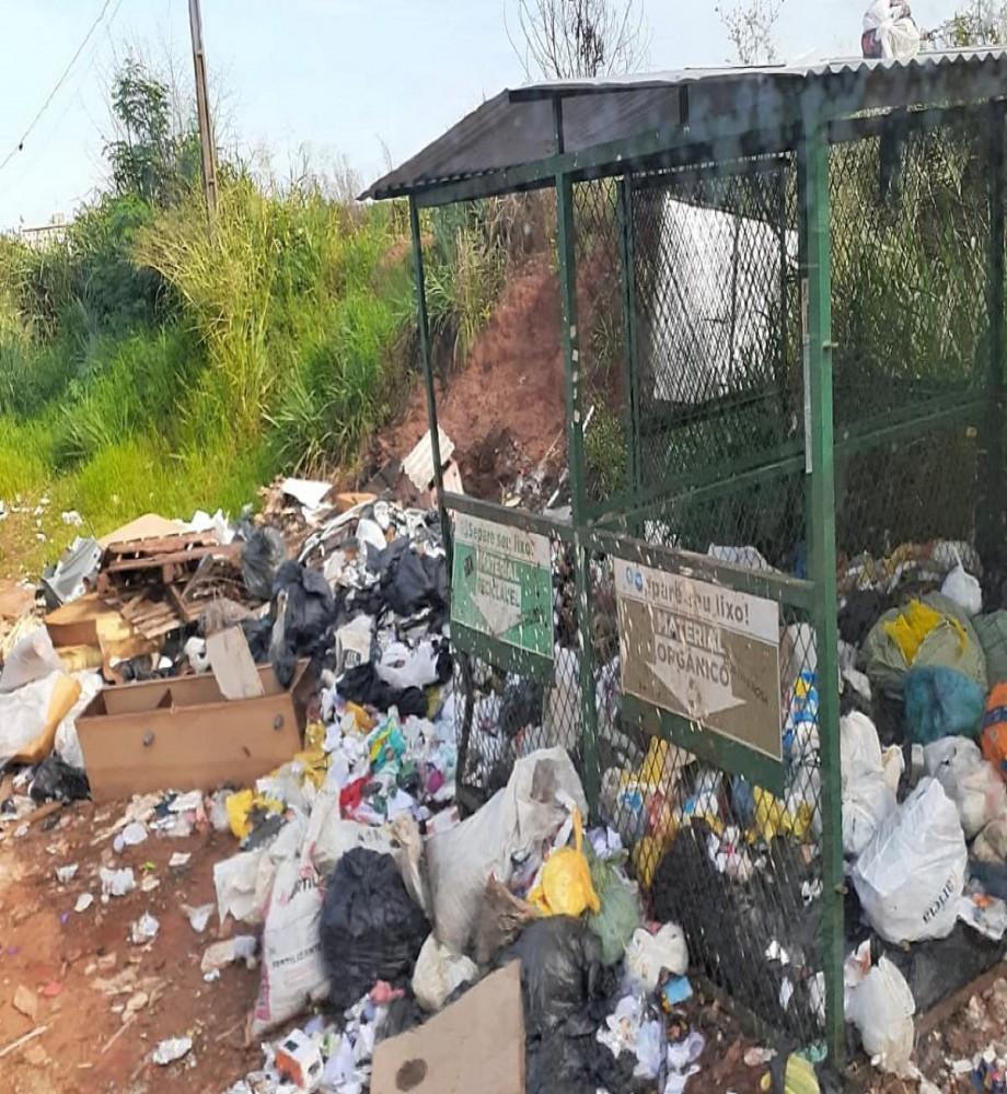 Descarte irregular de resíduos é crime ambiental e gera multa