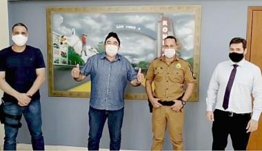 Rondon melhora segurança com integração da polícia militar e civil