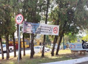 Administração de Rondon realiza ação contra o tabagismo