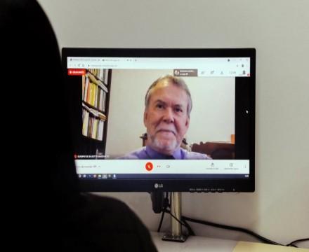 Encontro virtual promove a capacitação de conselheiros municipais