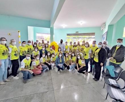 Administração de Rondon faz abertura do setembro amarelo