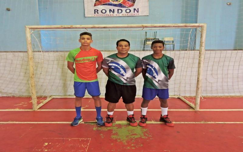 Atletas da escolinha de handebol de Rondon participarão de torneio sul-americano.
